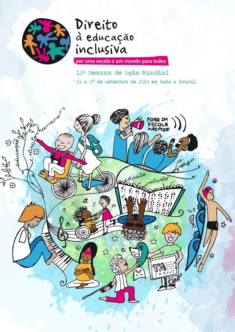 Diversidade inclusão do aluno com necessidades especiais e projeto políticopedagógico 3