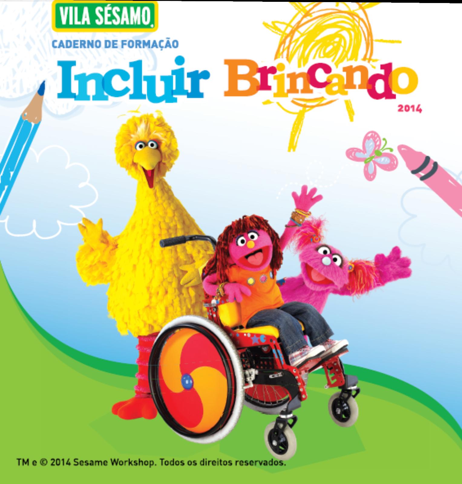 Incluir Brincando: Guia Do Brincar Inclusivo